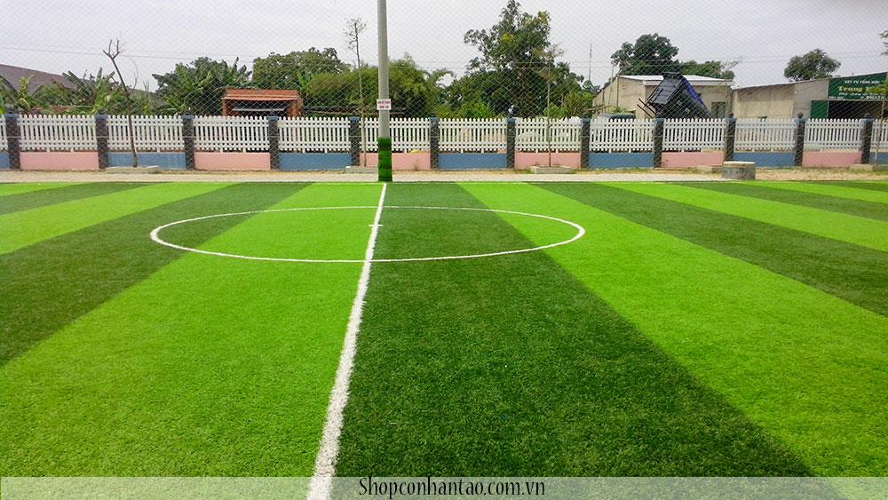 Cung cấp-thi công sân bóng đá cỏ nhân tạo Thảo Như-Tân Uyên-Bình Dương