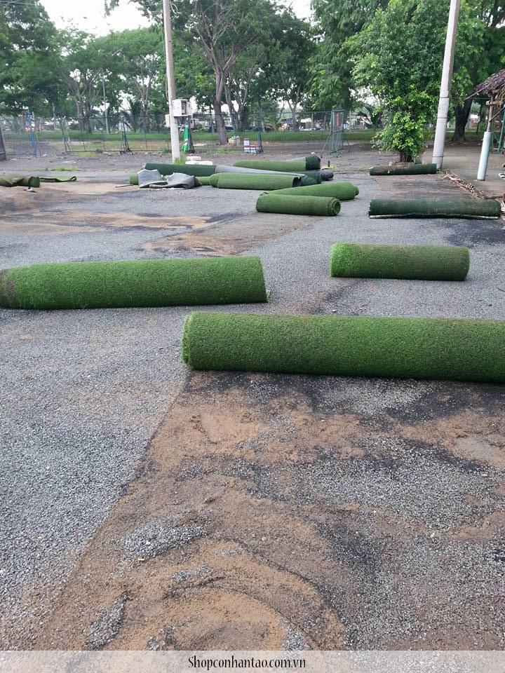 Cần mua cỏ nhân tạo cũ đã qua sử dụng liên hệ