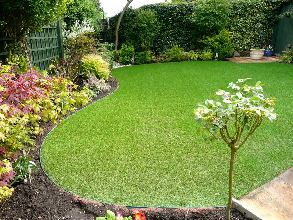 Thi công cỏ nhân tạo sân vườn biệt thự Thảo Điền Quận 2